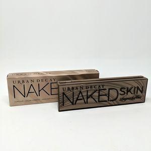 NIB Urban Decay Naked Skin Shapeshifter Med-Dark
